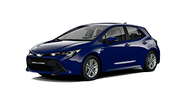 Toyota Corolla Hatchback Aire